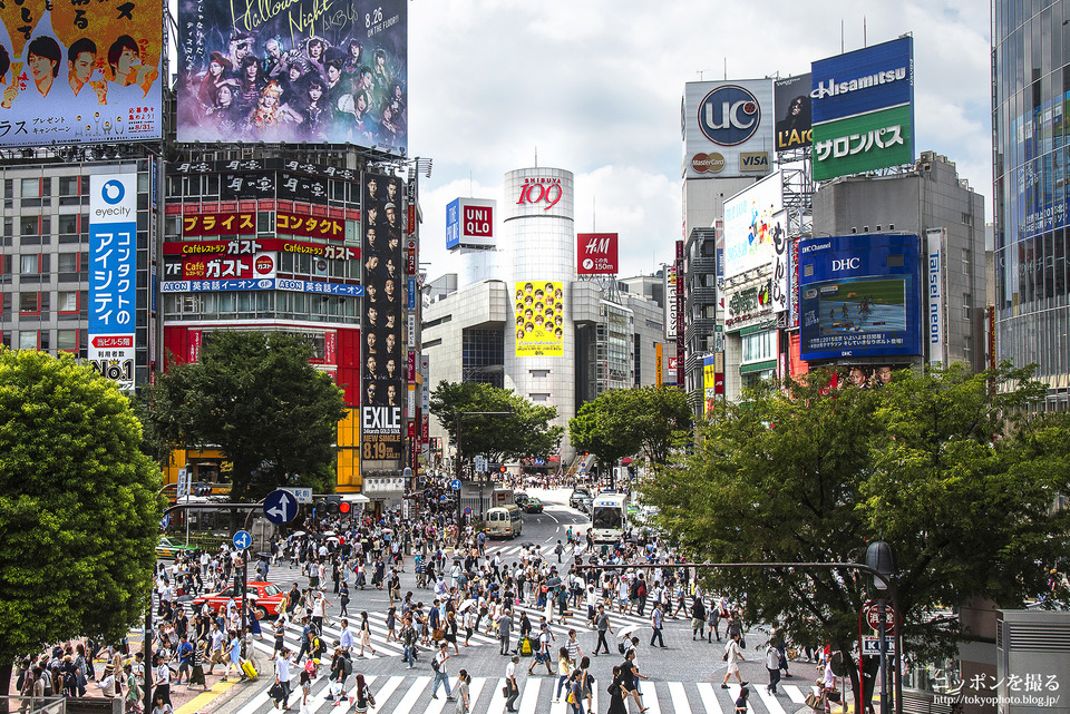 渋谷スクランブル交差点_0000