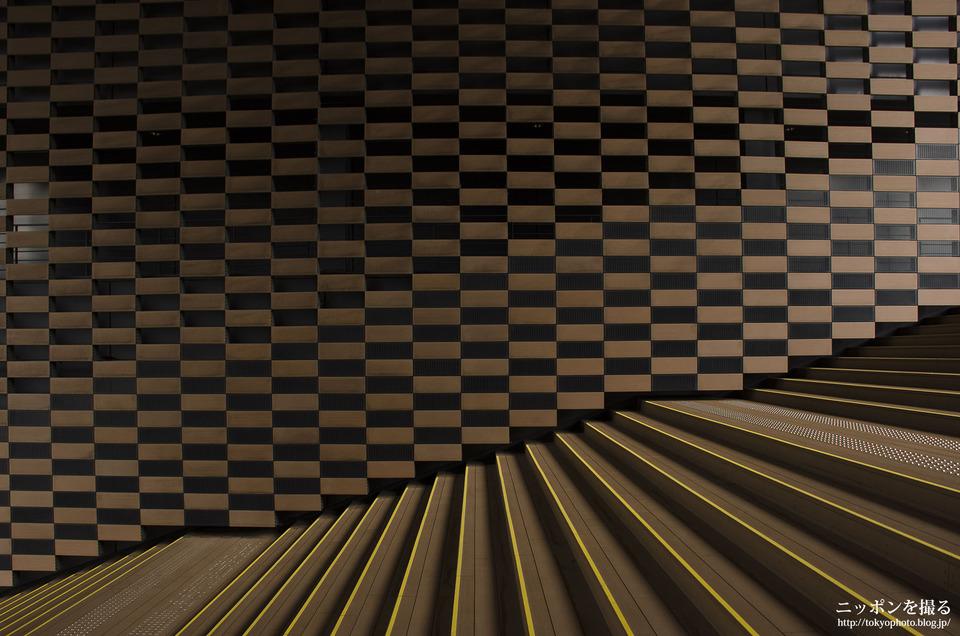大阪の写真撮影スポット_階段