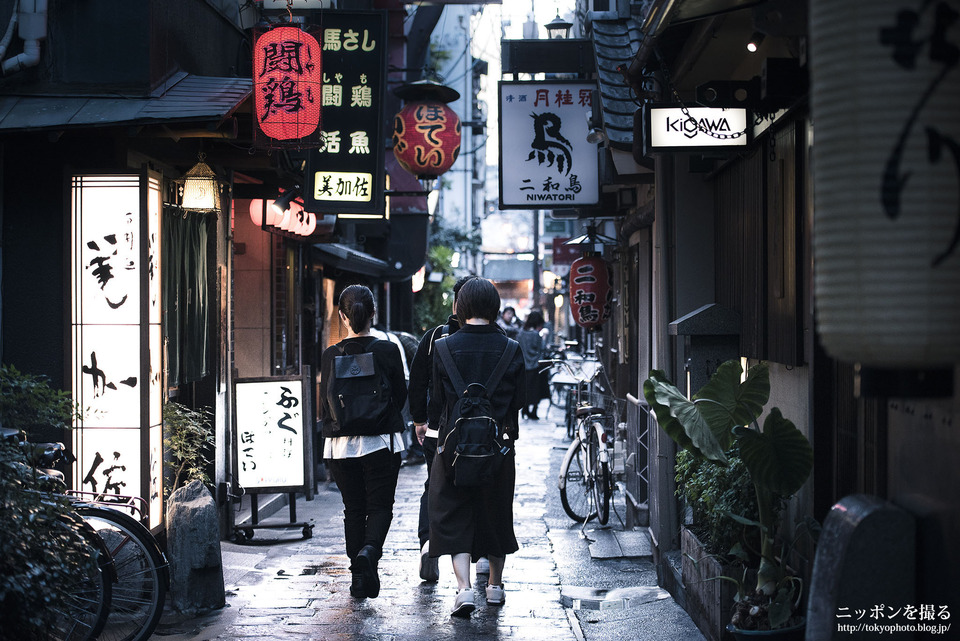大阪の写真撮影スポット_難波