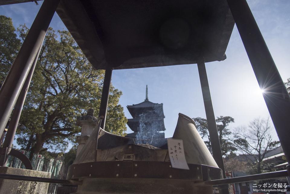 名古屋の撮影スポット_八事山興正寺