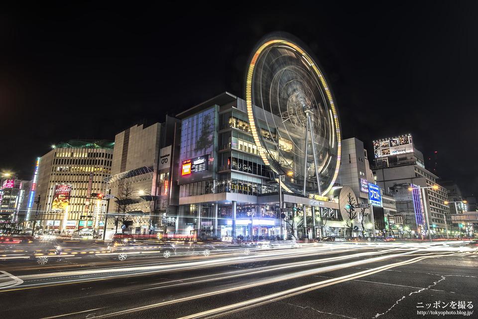 名古屋の撮影スポット_サンシャイン栄