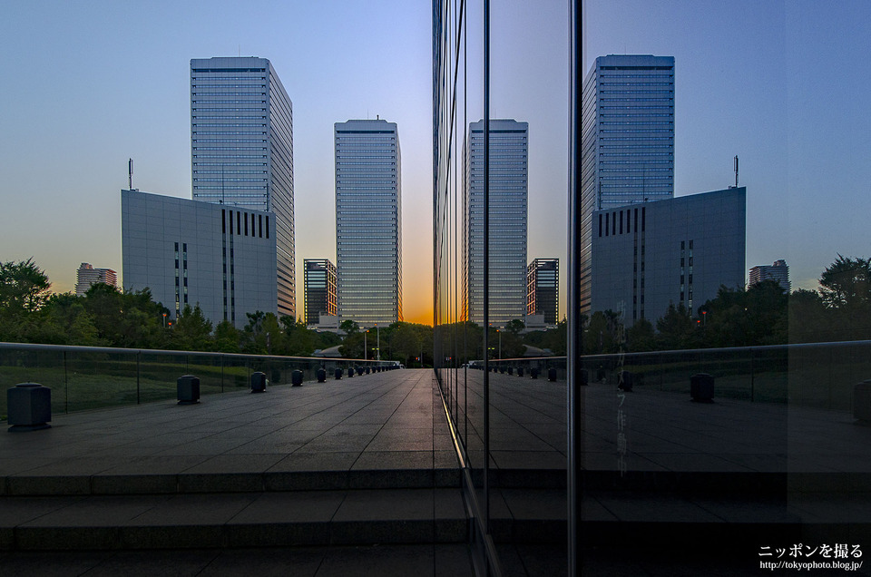 大阪の写真撮影スポット_OBP