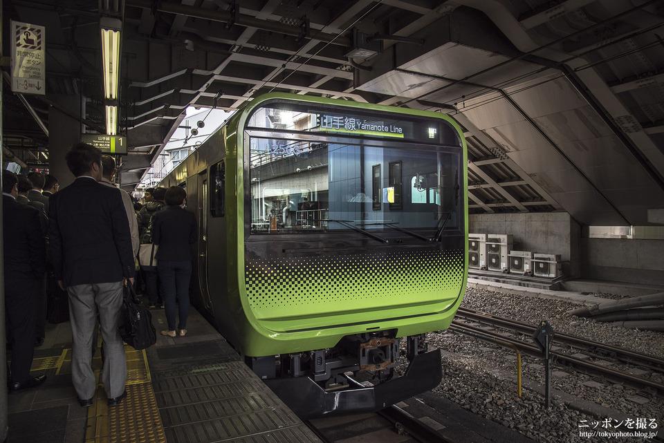 山手線_品川_1_train