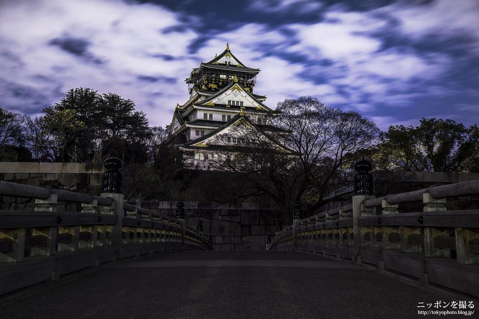 大阪の写真撮影スポット_大阪城