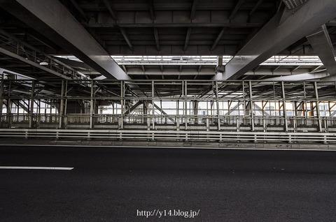 東京都港区・レインボーブリッジ