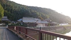 甲山とカフェ明治屋