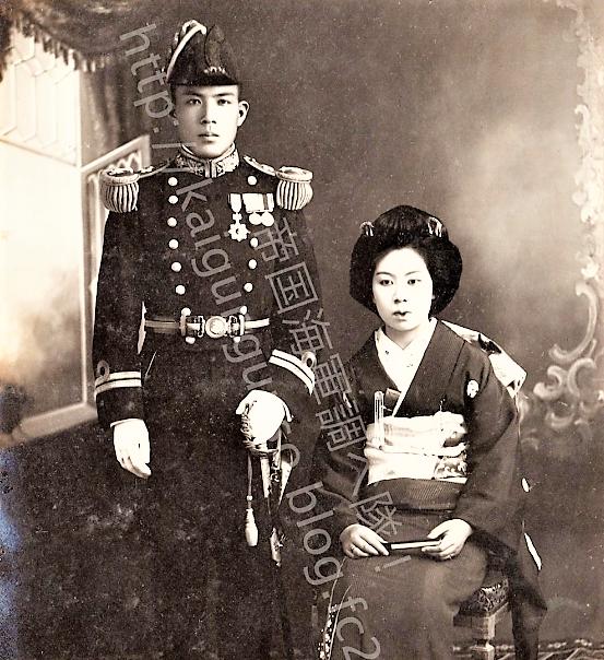 19 重岡信治郎海軍中将のアルバム(4)