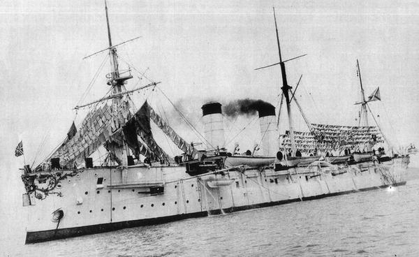 ((17装甲巡洋艦リューリク]