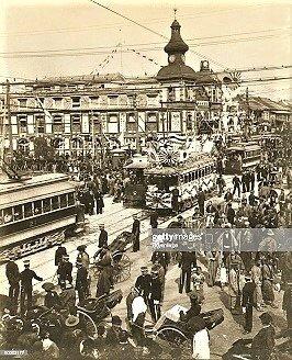 (((祝1905年10月にトーゴが東京凱旋