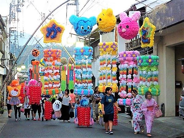 (((笹祭り