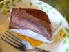 100321choko チョコケーキ
