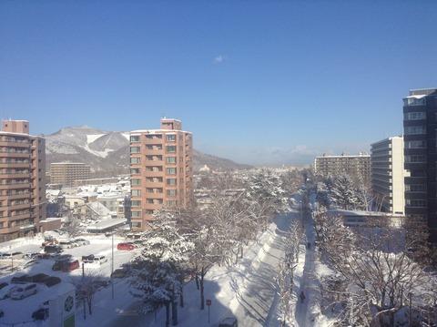 170113 雪景色