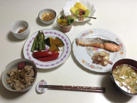 170522 夕食