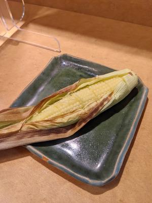 ヤングコーン焼き