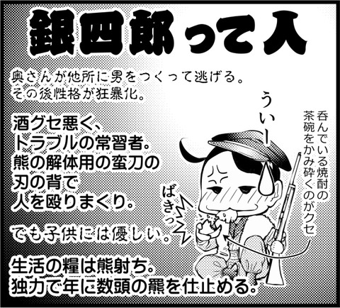 三毛別羆事件 5-62