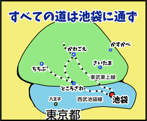 翔んで 埼玉 1-3
