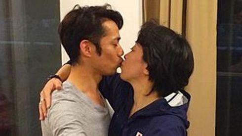 橋本聖子接吻