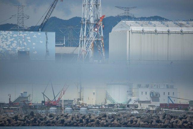 福島空気汚染異常