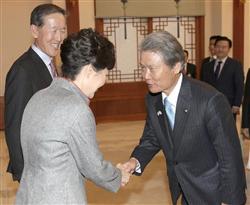 経団連 榊原  朝鮮人 韓国