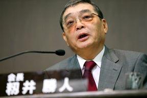 籾井売国朝鮮NHK会長