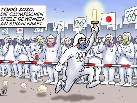 オリンピック放射能