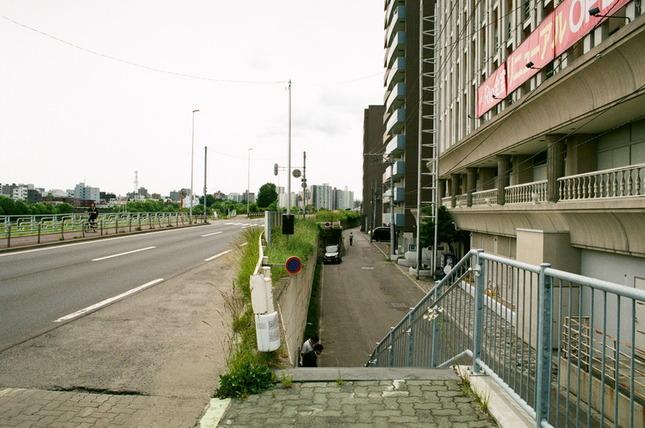 17.02.23 中島公園周辺1/2 (16.07.00撮影)