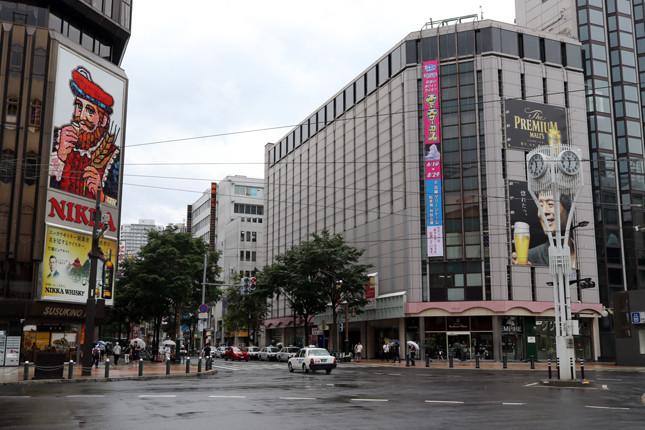 17.10.23 札幌中心部・豊平1/2(17.08.25撮影)