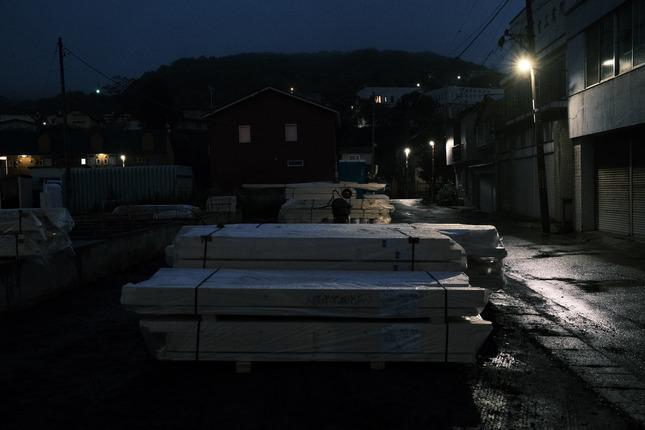 21.10.22 室蘭 雨の輪西 3/6 (20.09.05撮影)