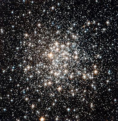 球状星団「M107」1