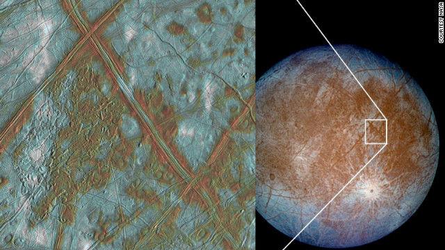 衛星エウロパ1