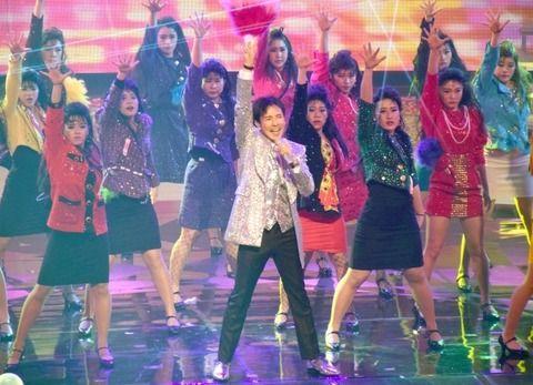 【紅白】登美丘高校ダンス部が荻野目洋子と踊らない裏事情…芸能界の闇だわ…