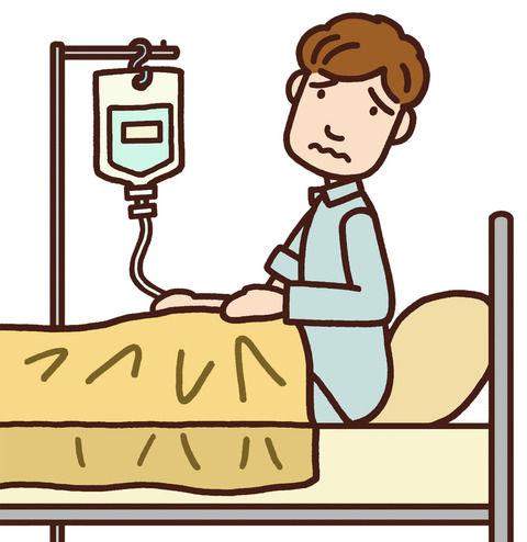 【憤慨】入院中にワイ激怒…同部屋の奴がとんでもない要求を…