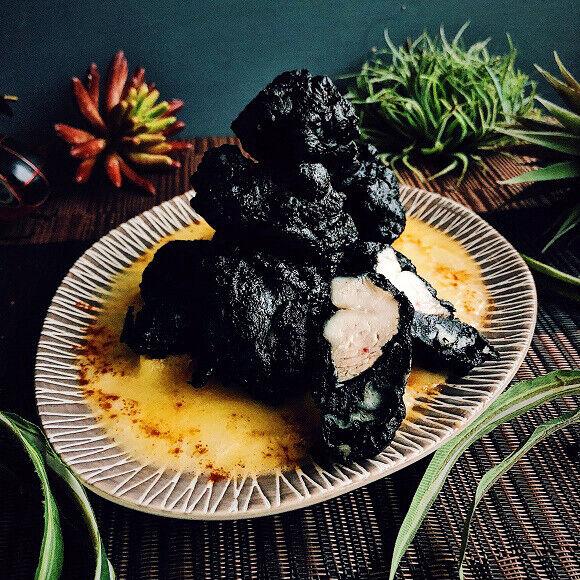 海苔の風味がうまい!黒の衝撃、隕石唐揚げの作り方【ネトメシ】