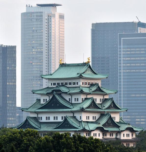 名古屋とかいうあらゆる面で優れた一大都市