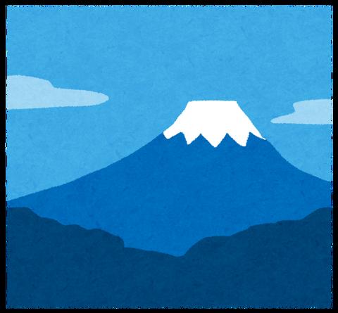 【眼福】飛行機から見た富士山を見た結果wwwwwwww(画像あり)