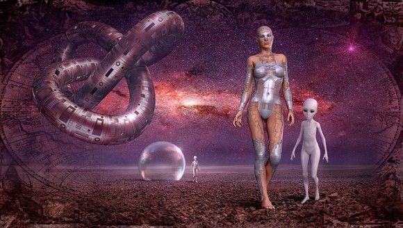 宇宙人ってどんな姿をしているのだろう?進化生物学の研究者が自然選択のプロセスから予測する宇宙人像(英研究)