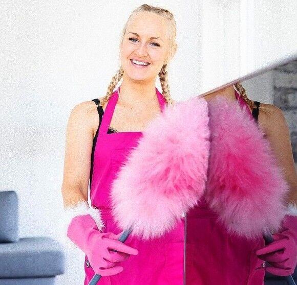 フィンランドの「掃除の女王」、無料で高齢者のお宅を綺麗にお掃除