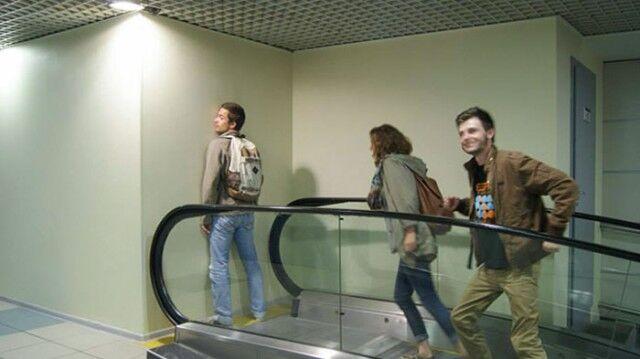 行きつく先は天国か?謎過ぎる世界の16の階段・エスカレーター