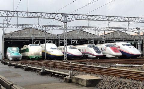 【愕然】新幹線が早さを求めた結果wwwwwww(画像あり)