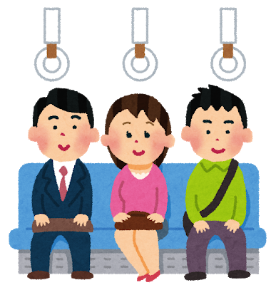 【悲報】電車で漫画を読んでた社員の末路wwwwwwww