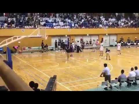 【審判暴行試合】高校バスケ 男子準決勝 試合中、選手が「審判の顔面を殴打、傷害事件として警察の捜査対象に」宮崎延岡学園