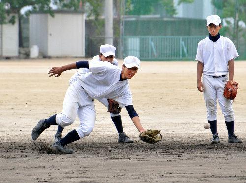野球部】金沢龍谷高校:野球部の...