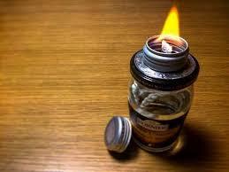 自作 アルコール ランプ