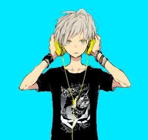 4cdf5646c3d17cbd27f47704a60e2c46--anime-guys-headphones
