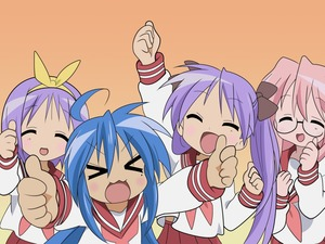 anime-girls-crowd-emotion-laughter-surprise