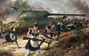 art-mosin-rifle-girls-maid-anime-weapon76[1]