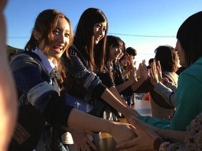 AKB48G お前ら2011年3月11日何してた?