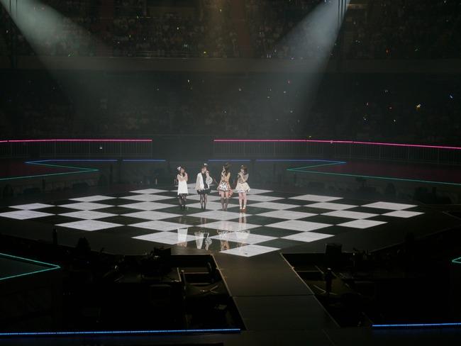 AKB48武道館MC石田安奈「AKBさんは時間にルーズ」