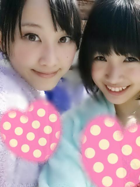 HKT48朝長美桜がメロンパン同盟に加入!