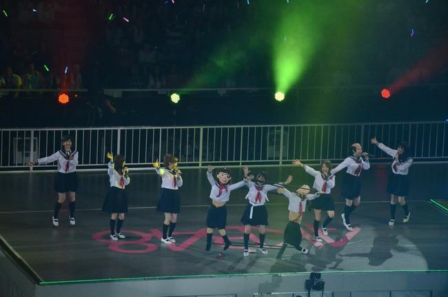 AKB48「さよならクロール」Type B CWに川栄李奈センターの「BKA(バカ)7」曲が収録&各タイプの特典映像には鉄拳のパラパラ漫画